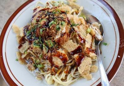 Cara Membuat Mie Kopyok Semarang 1