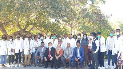 Dubes RI Bicara di Depan Guru Ethiopia