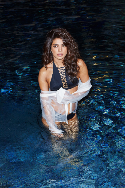 Priyanka Chopra's More Super Hot & Spicy Bikini Pics from Her Esquire Photoshoot