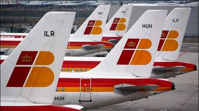 الخطوط الإيبيرية أو أيبيريا هي الخطوط الجوية الرسمية في إسبانيا وأكبر الخطوط في البلاد وواحدة من اكبرها في أوروبا. تعرف على أيبيريا الخطوط الأيبيرية