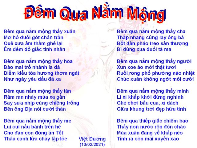 Những Đoá Từ Tâm - Thơ Tình Yêu, Tình Nước - Page 27 DemQuaNamMong-Vntvnd
