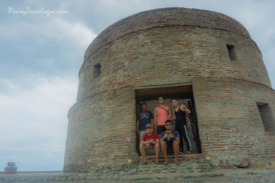 LA UNION | Luna's Baluarte Watchtower and Pebble Beach