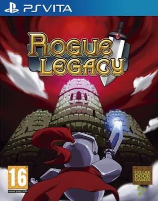 Rogue Legacy + UPDATE [PSVita][USA][HENkaku][Mega] » GamesMega