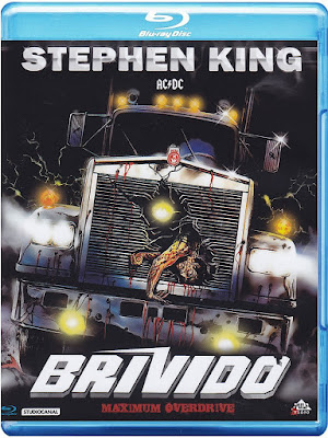 Maximum Overdrive 1986 BD25 Sub