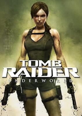 Capa do Tomb Raider: Underworld