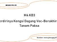 Berdirinya Kongsi Dagang Voc-Berakhirnya Tanam Paksa M4 KB4