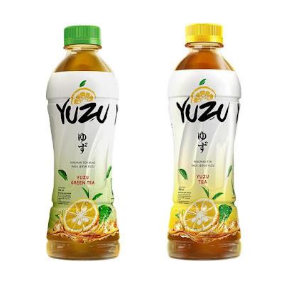 Mengenal Yuzu Lemon Dalam Yuzu Tea