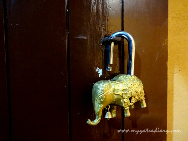 Little artful touches at The Himalayan Bungalow Boutique homestay Almora