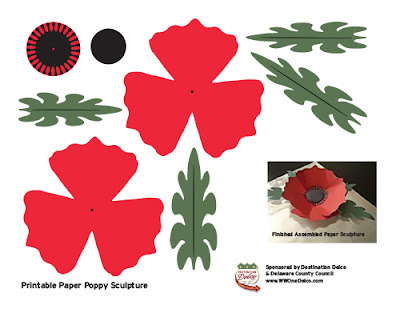 poppy printable