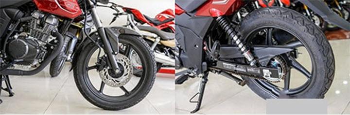Mẫu xe siêu ngầu giá rẻ của Honda khiến Yamaha Exciter 150 'khóc thét'