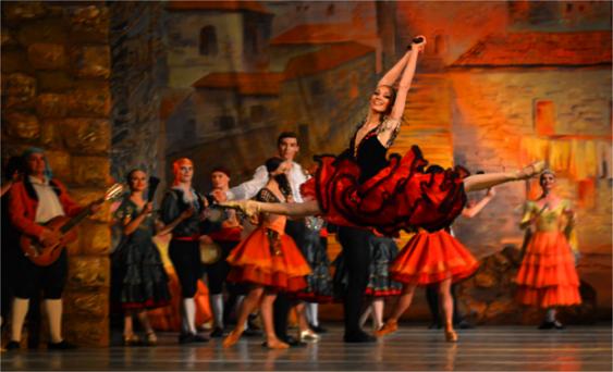 Ballet Clásico de Ukrania