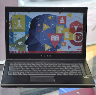 Laptop Byon Core i3-M380 14-inchi di Malang