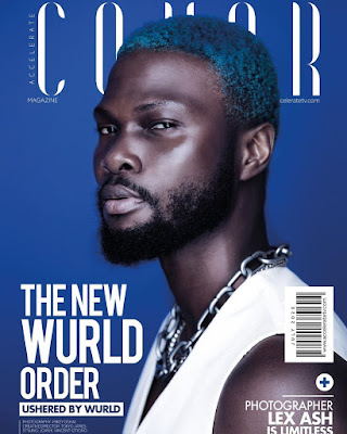 "Wurld talks about ""The New Wurld Order"" on Accelerate TV's Magazine"