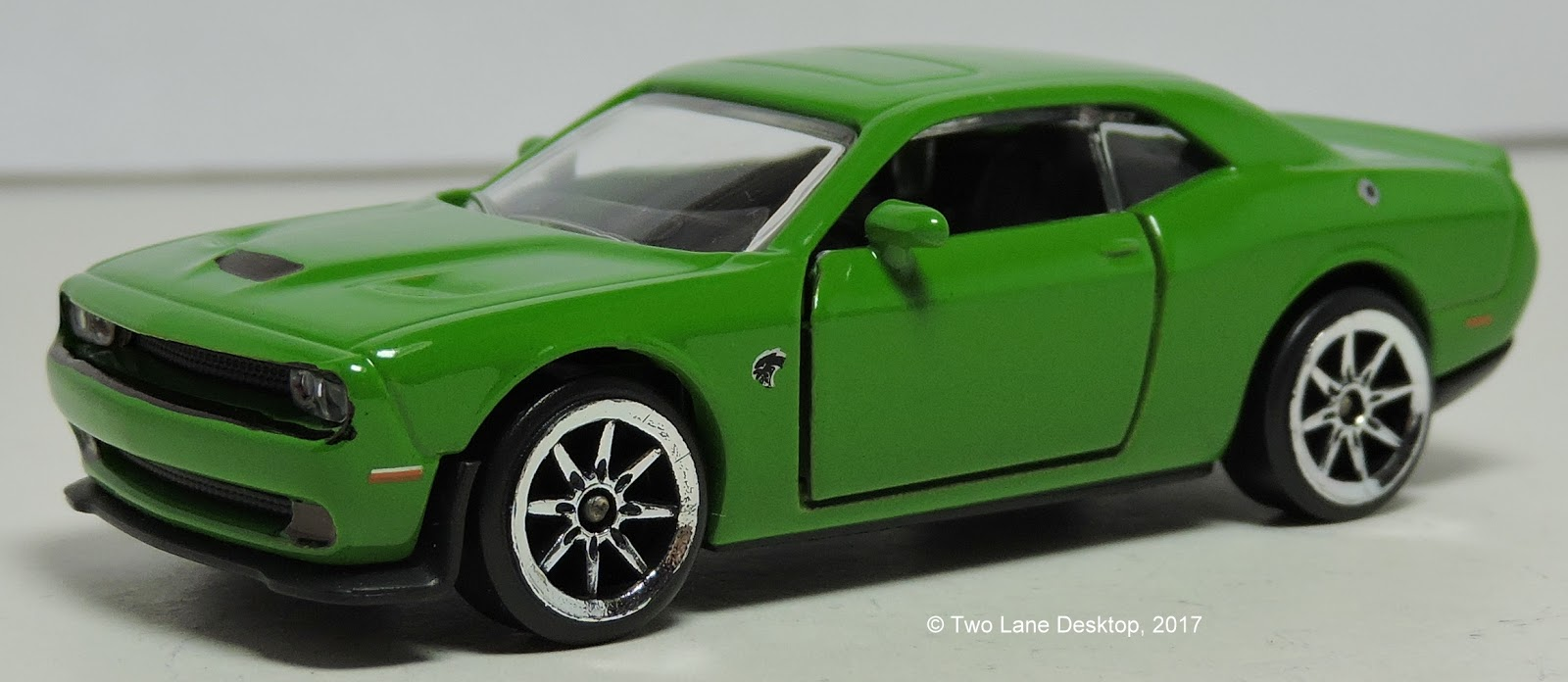 2015 Sublime Green Dodge Challenger Decals Autos Post