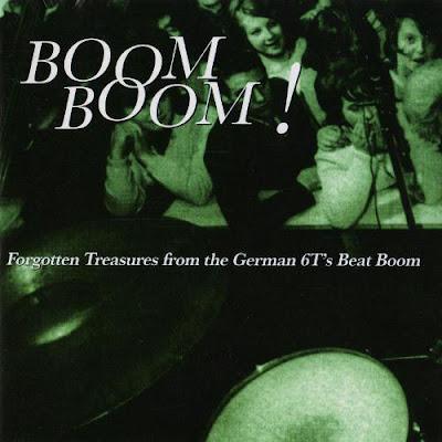 VA - Boom Boom Forgotten Treasures from the German 6T's Beat Boom
