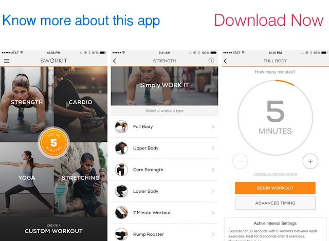 Download Sworkit Pro for iOS