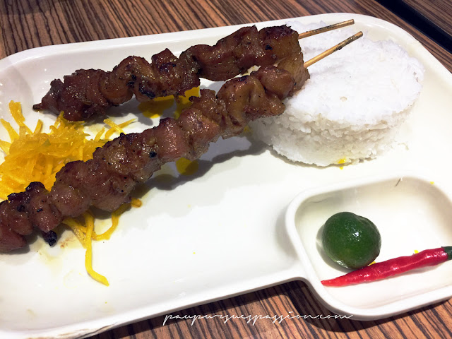 Restaurant Review - Number 1 Barbecues, SM East Ortigas - 2 pcs Barbecue