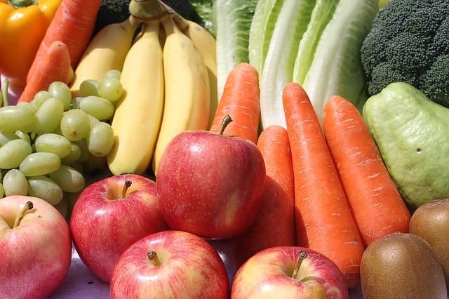 makanan berserat buah dan sayur