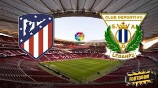 Атлетико М – Леганес смотреть онлайн бесплатно 26 января 2020 прямая трансляция в 14:00 МСК.
