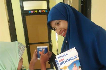Review: Susu Bubuk Indomilk Optinutri Susu Dengan Nutrisi Lengkap Pilihan Bunda Cerdas