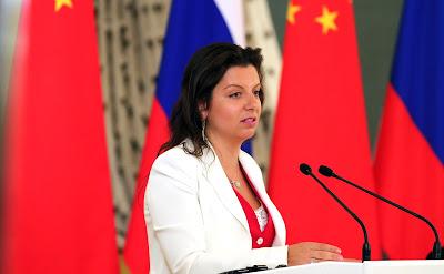 Margarita Simonyan.