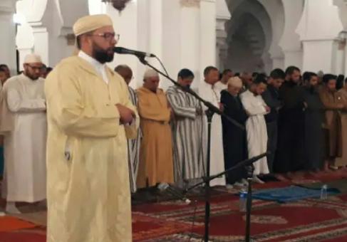 بالڨيديو: قراءة عطرة من صلاة التراويح لسنة 2019 من مسجد الكتبية التاريخي