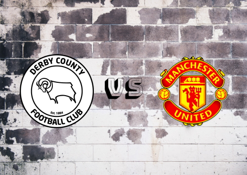 Derby County vs Manchester United  Resumen y Partido Completo