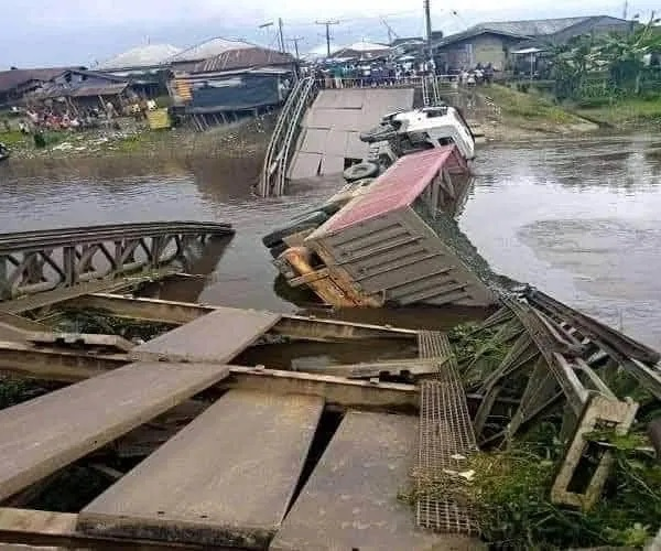 NDDC probe: Reconstruction of Imiringi Bridge, community Says Akpabio lied