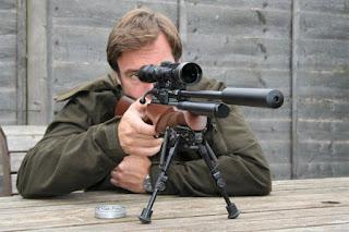 senapan pcp terbaru
