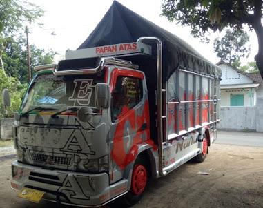 Sewa Truk Jakarta Jepara Murah