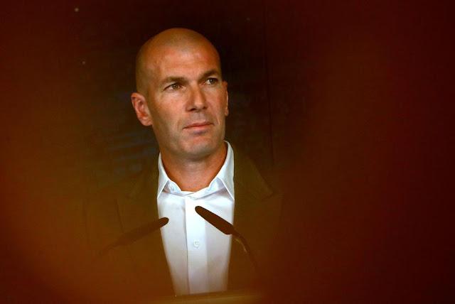 هل يعود رونالدو إلى ريال مدريد بسبب زيدان