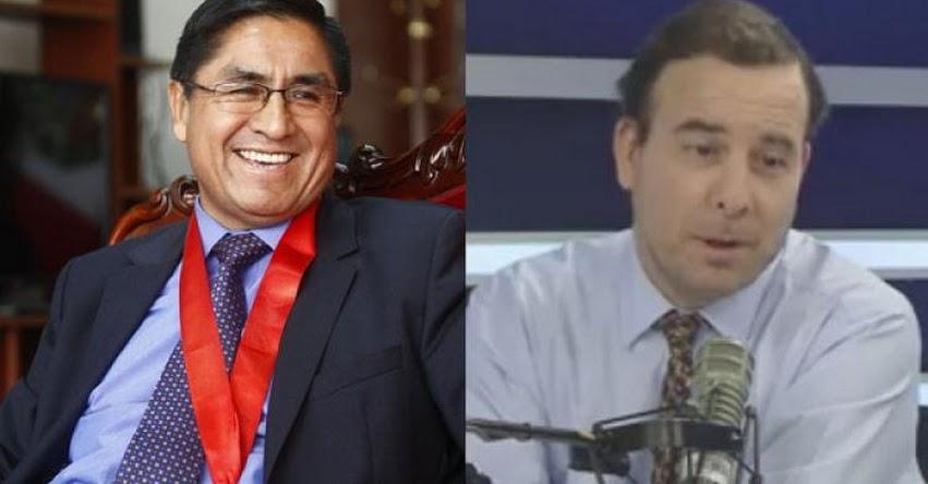 #CNMaudios: Difunden nuevo audio que revela encuentro entre juez Hinostroza y periodista Aldo Mariátegui