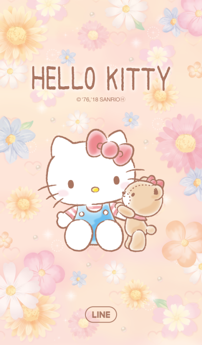 Hello Kitty Watercolor