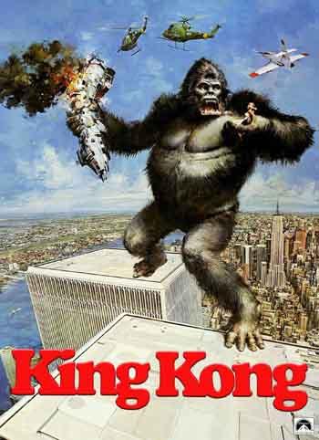 King Kong 1976 Collector's Edition 480p 450MB BRRip Dual Audio