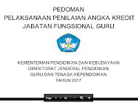 Download Pedoman DUPAK Guru Terbaru Tahun 2017