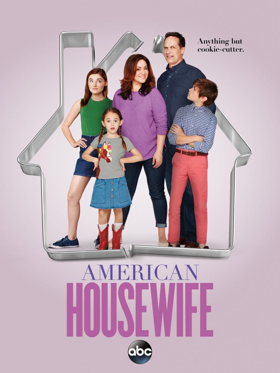 American Housewife Temporada 1 Latino 720p
