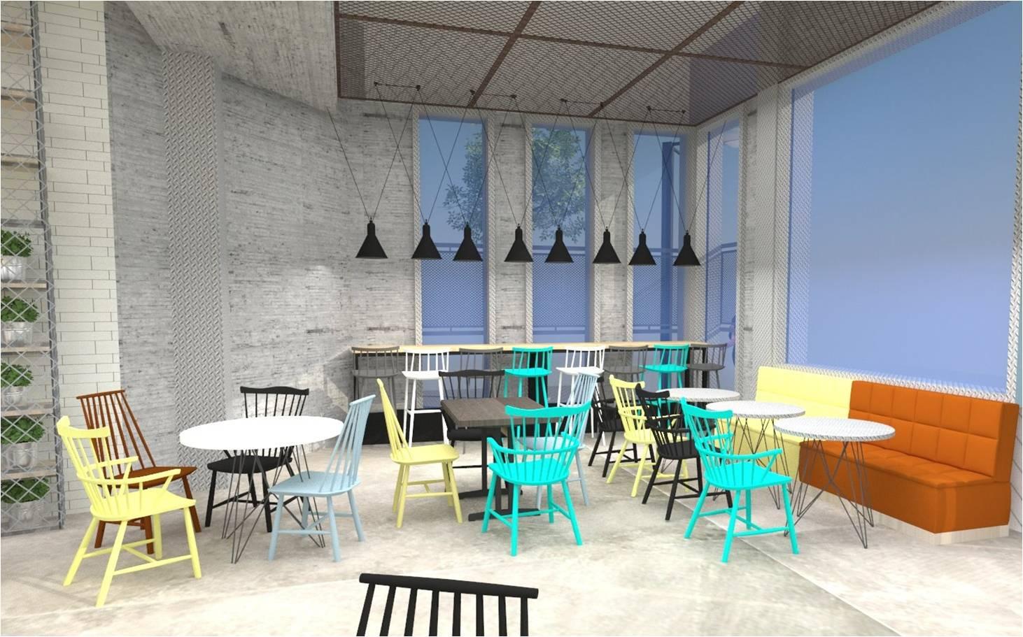 Dise o de interiores escuela de arte de motril cafeter a Escuela arte 4 diseno de interiores
