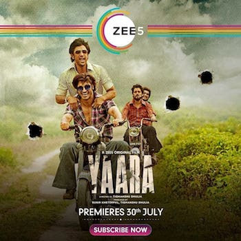 Yaara 2020, Bollywood Movie, Watch Online, and Download