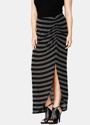 0582651c4cb Very s ever-reliable So Fabulous range has put an evening spin on things  with this ruched maxi skirt. You re going to have to believe me that  despite the ...