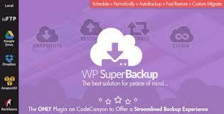 Download Super Backup Clone v1.7 – Migrate for WordPress