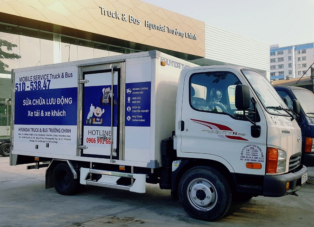 Truck & Bus Hyundai Trường Chinh