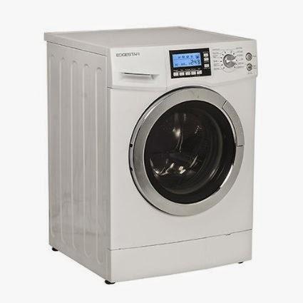edgestar white portable washer dryer combo ventless