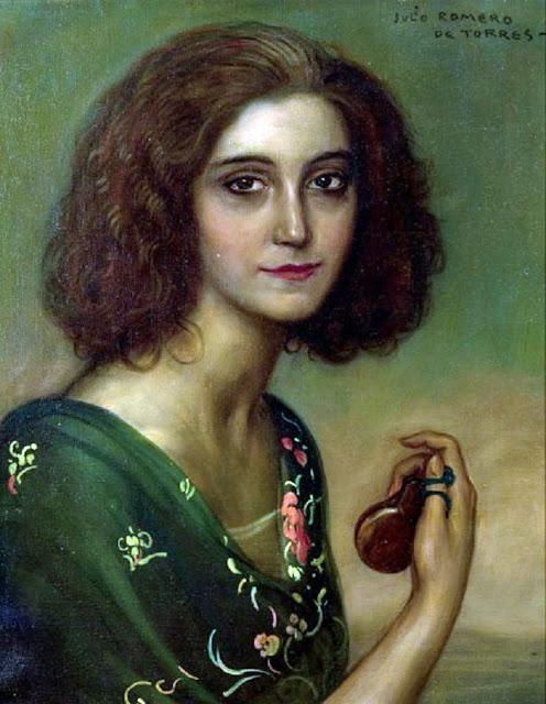 Julio Romero de Torres, Maestros españoles del retrato. Pintores españoles, Retratos de Julio Romero de Torres, Pintores Cordobeses