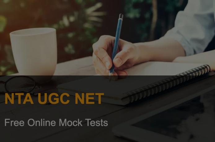 UGC NET Mock Test