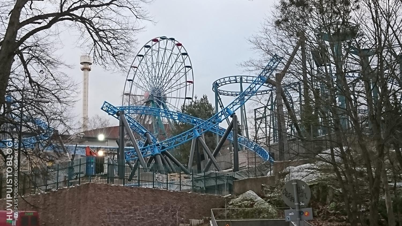 Linnanmäki Ukko Onnettomuus