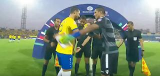 الإسماعيلى يفوز على أهلى بنغازى الليبى 4-2 بعد مباراة جميلة