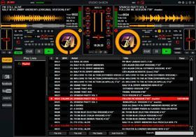 DJ Application SPDJ Studio 54