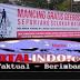 Relawan Jokowi-Ma'ruf Amin Berencana Gelar Acara Mancin Bersama Di Yogyakarta,Aktivis Pencinta Sungai Kecam