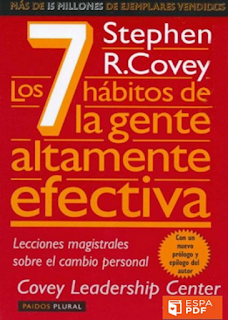 Los 7 hábitos de la gente altamente efectiva Stephen R. Covey ebook descarga inmediata
