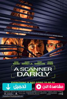 مشاهدة وتحميل فيلم A Scanner Darkly 2006 مترجم عربي